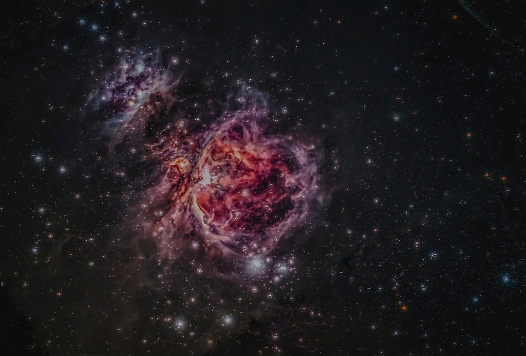 Der Orion Nebel