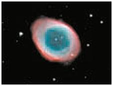Ring nebula M57, taken by M. Moilanen and A.Oksanen