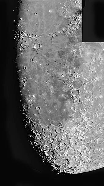 Mondausschnitt