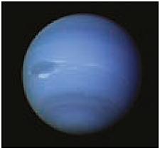 Abb. 26: Neptun. Das Bild stammt aus der NSSDC/NASA Datenbank