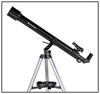 Fig. 58: El telescopio de lente para principiantes, diseño Fraunhofer.