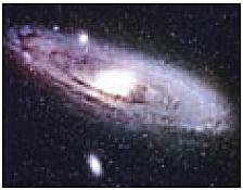 "Abb. 8: Unsere Nachbargalaxie Andromeda-""Nebel"""