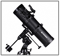 Fig. 64: A parallax mounted telescope.