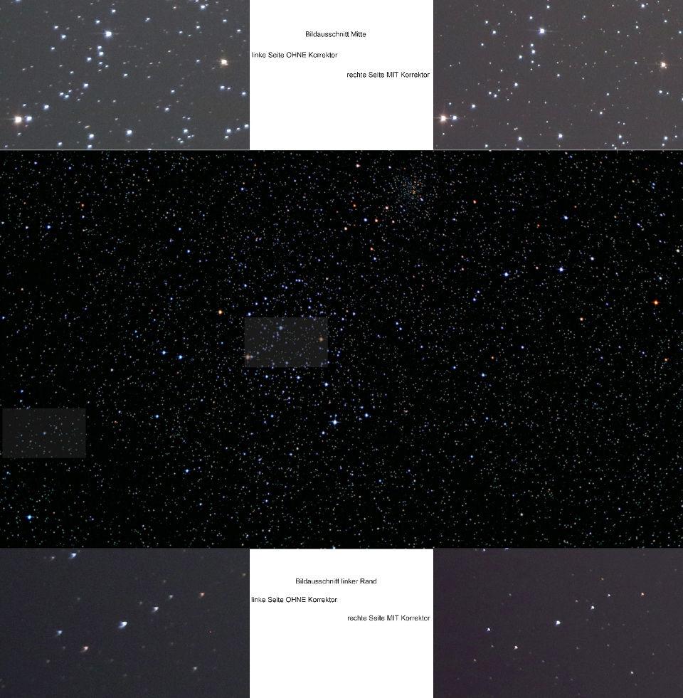 NGC 2158 und M 35