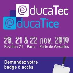 Educatec Paris