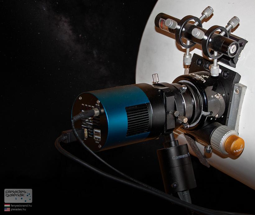 Telescope and Camera Setup