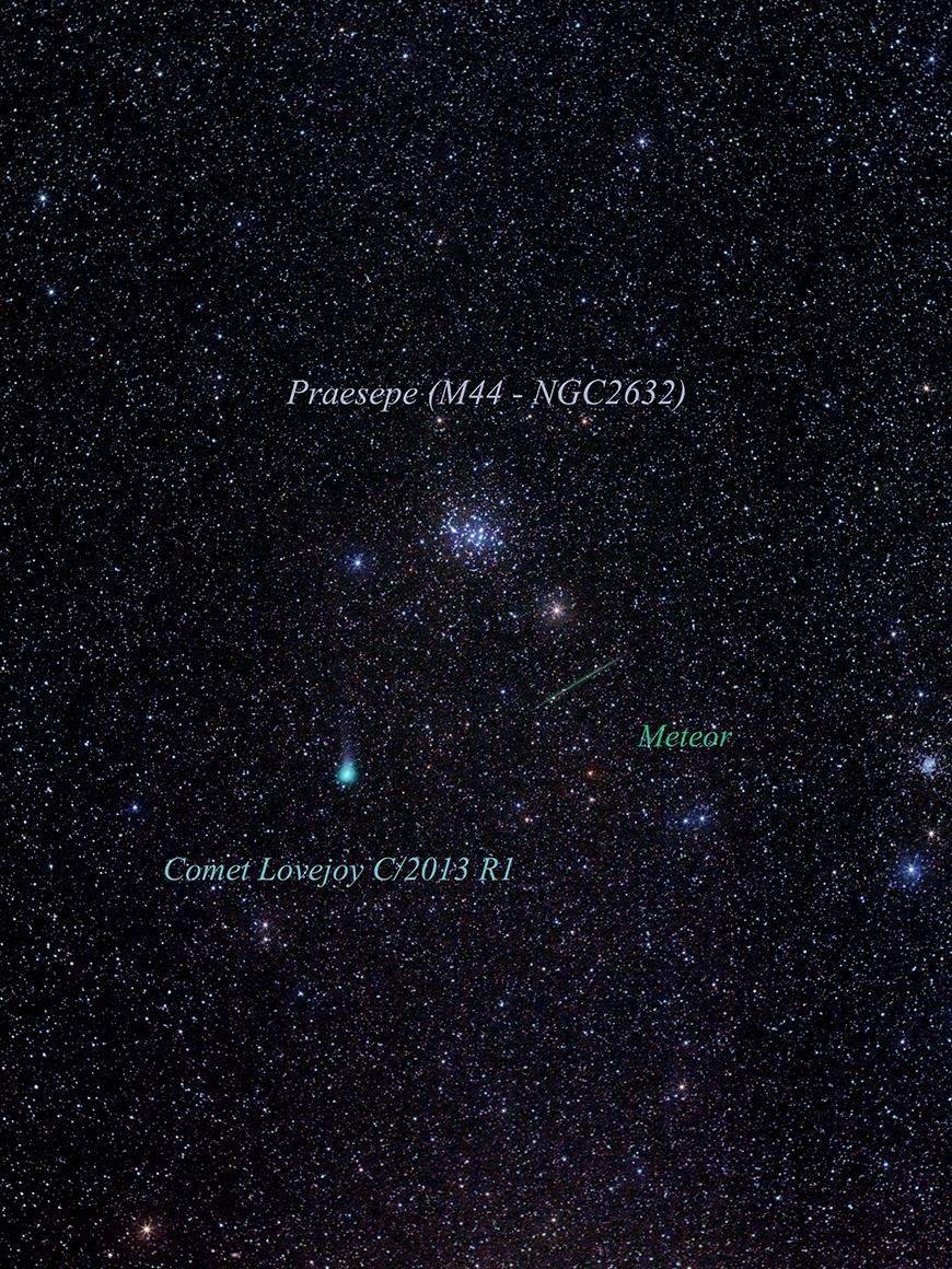 Praesepe (M44-NGC2632)