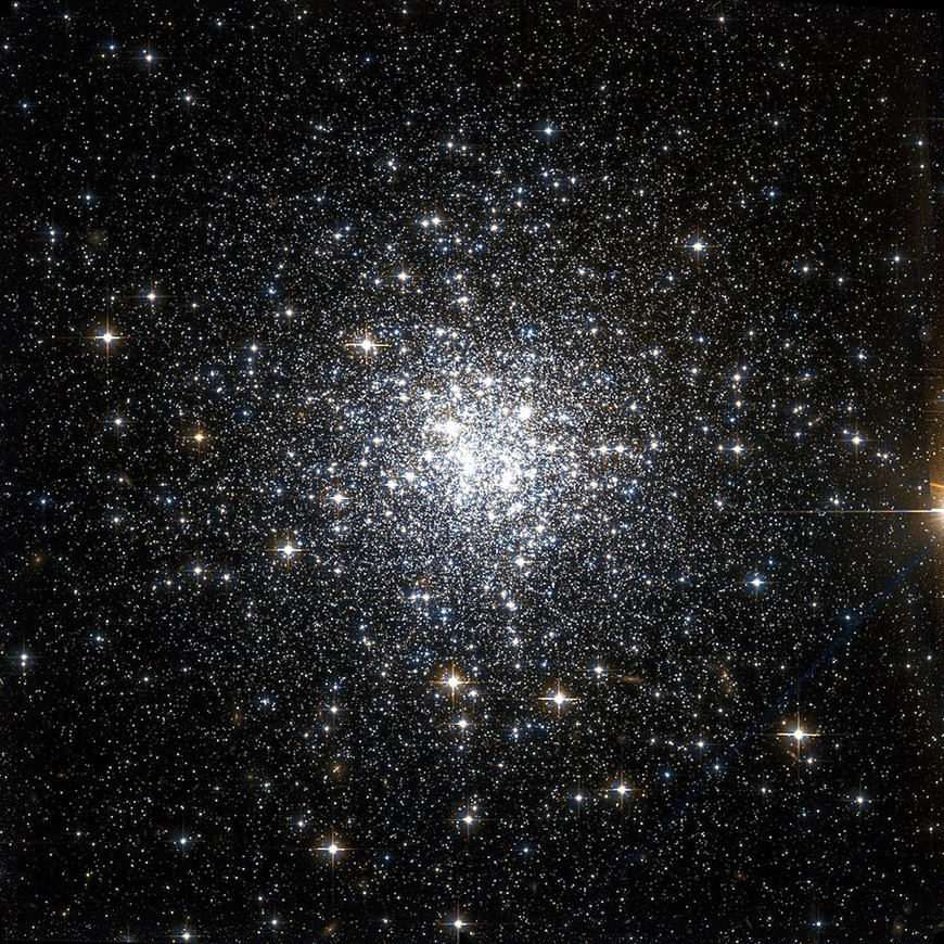 Kugelsternhaufen NGC 7006