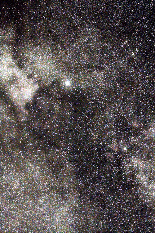 Nordamerikanebel und Sadr Nebel IC 1318