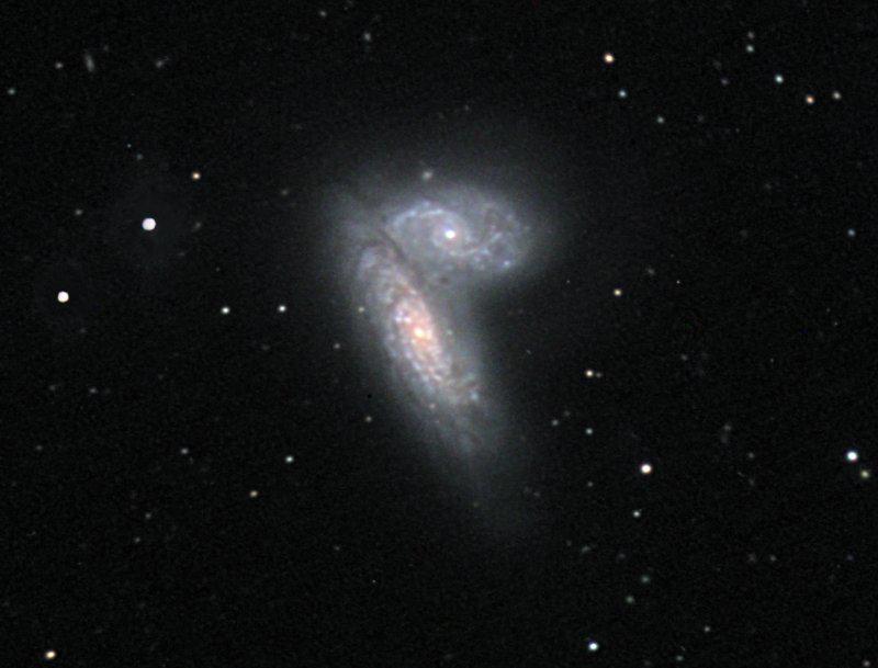 NGCs 4567 und 4568