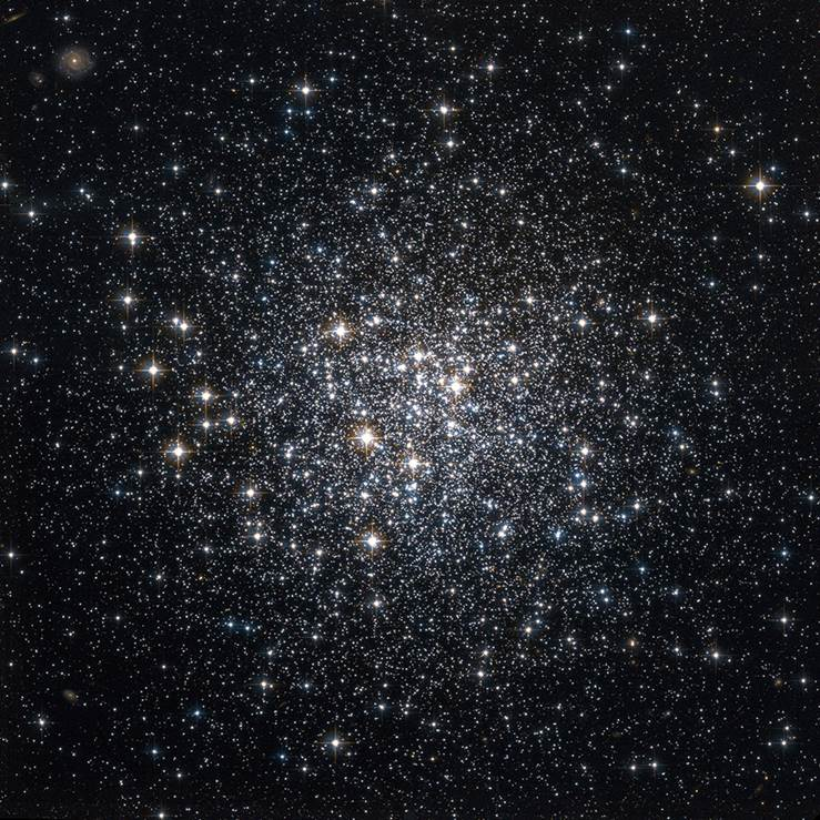 M72 - HST image.  Public Domain.