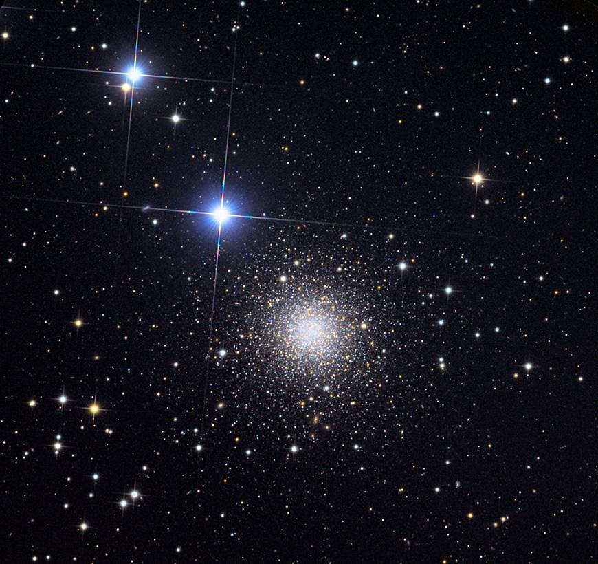 Der intergalaktische Wanderer, NGC2419.