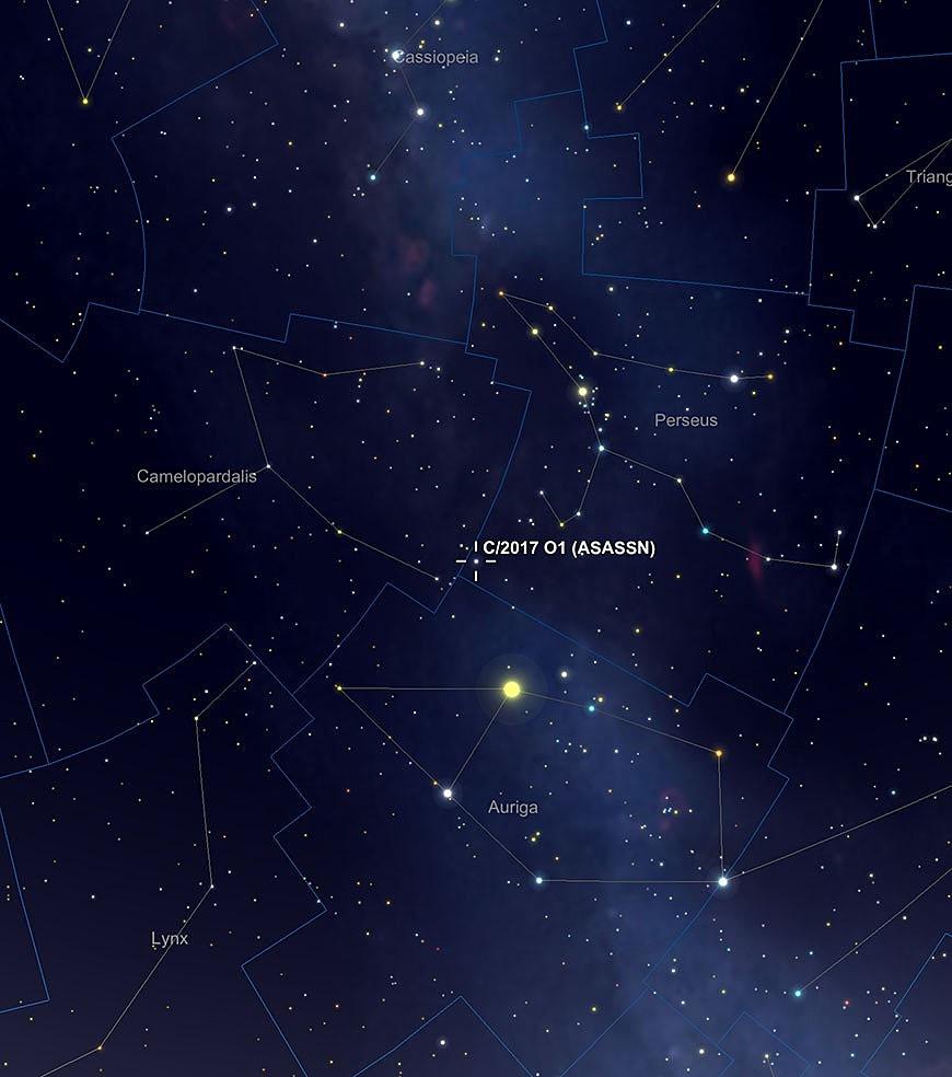 Comet ASSASN