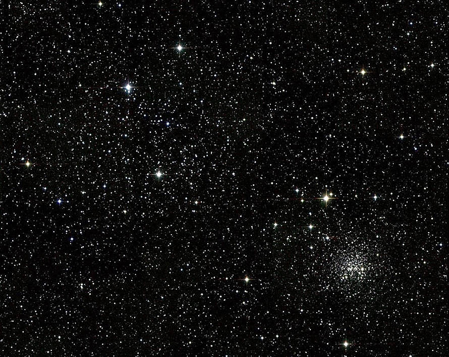 M35 Cluster