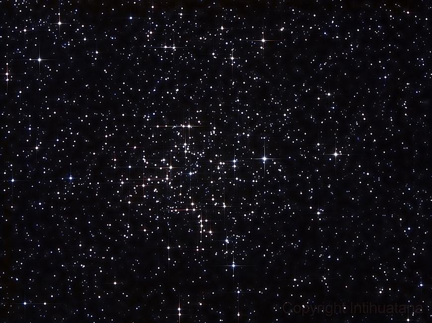 M38, Seestern-Haufen.