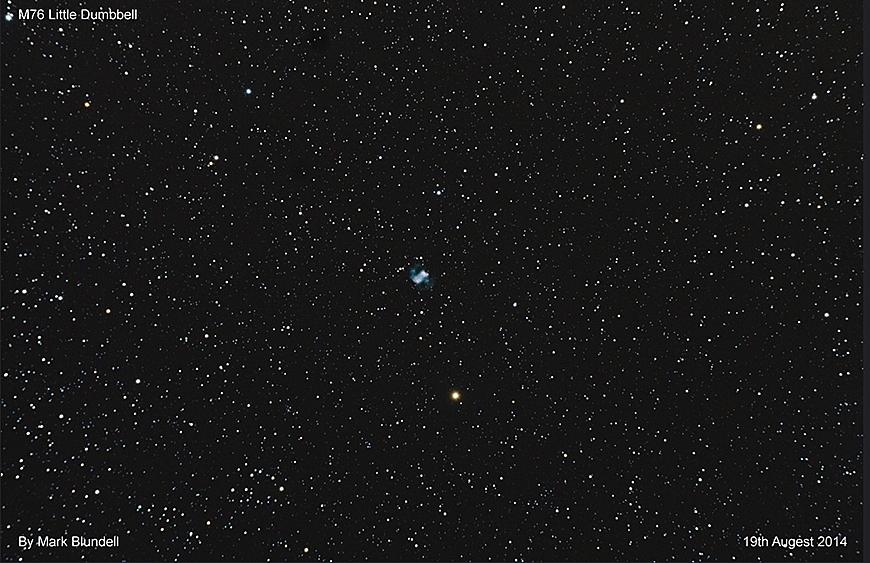 M76 by Mark Blundell. Mit freundlicher Genehmigung..