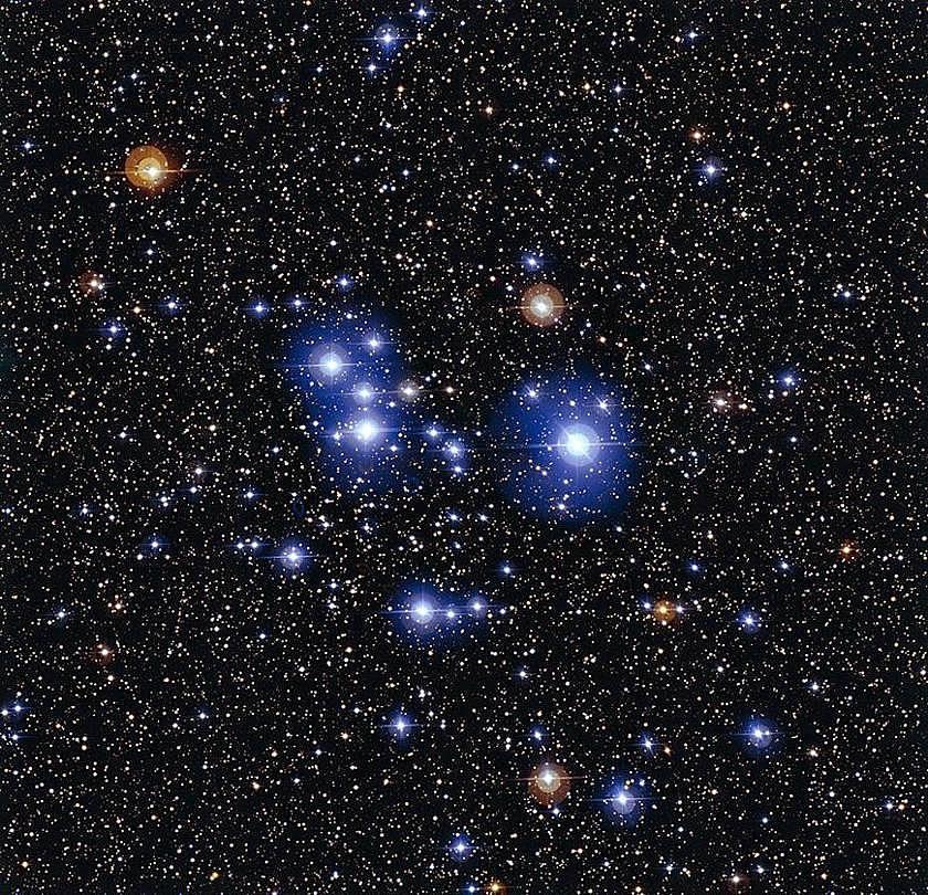 M47 offener Sternhaufen