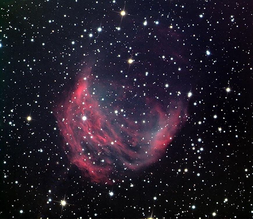 La nébuleuse de Medula