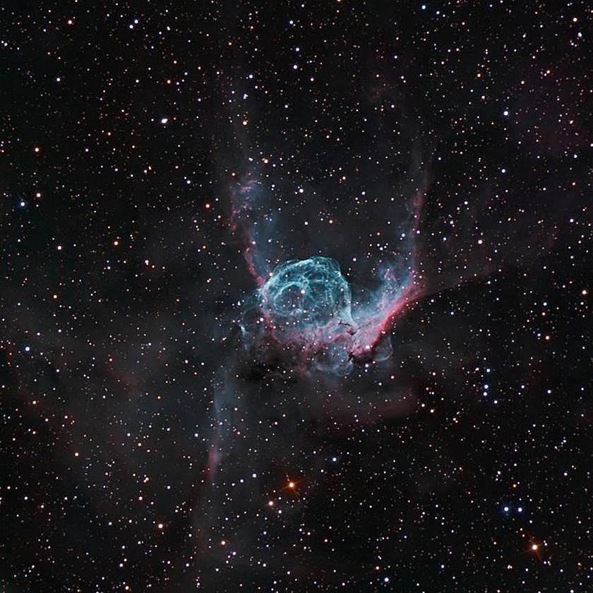 Thor's Helm – NGC 2359