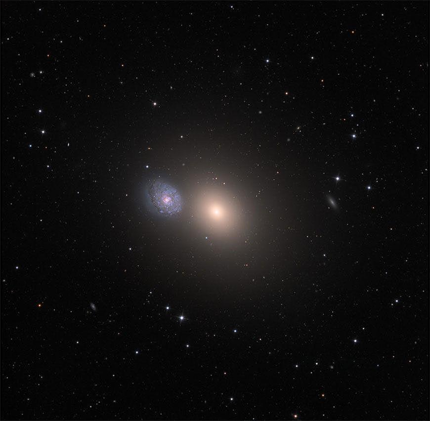 M60und, NGC 4647